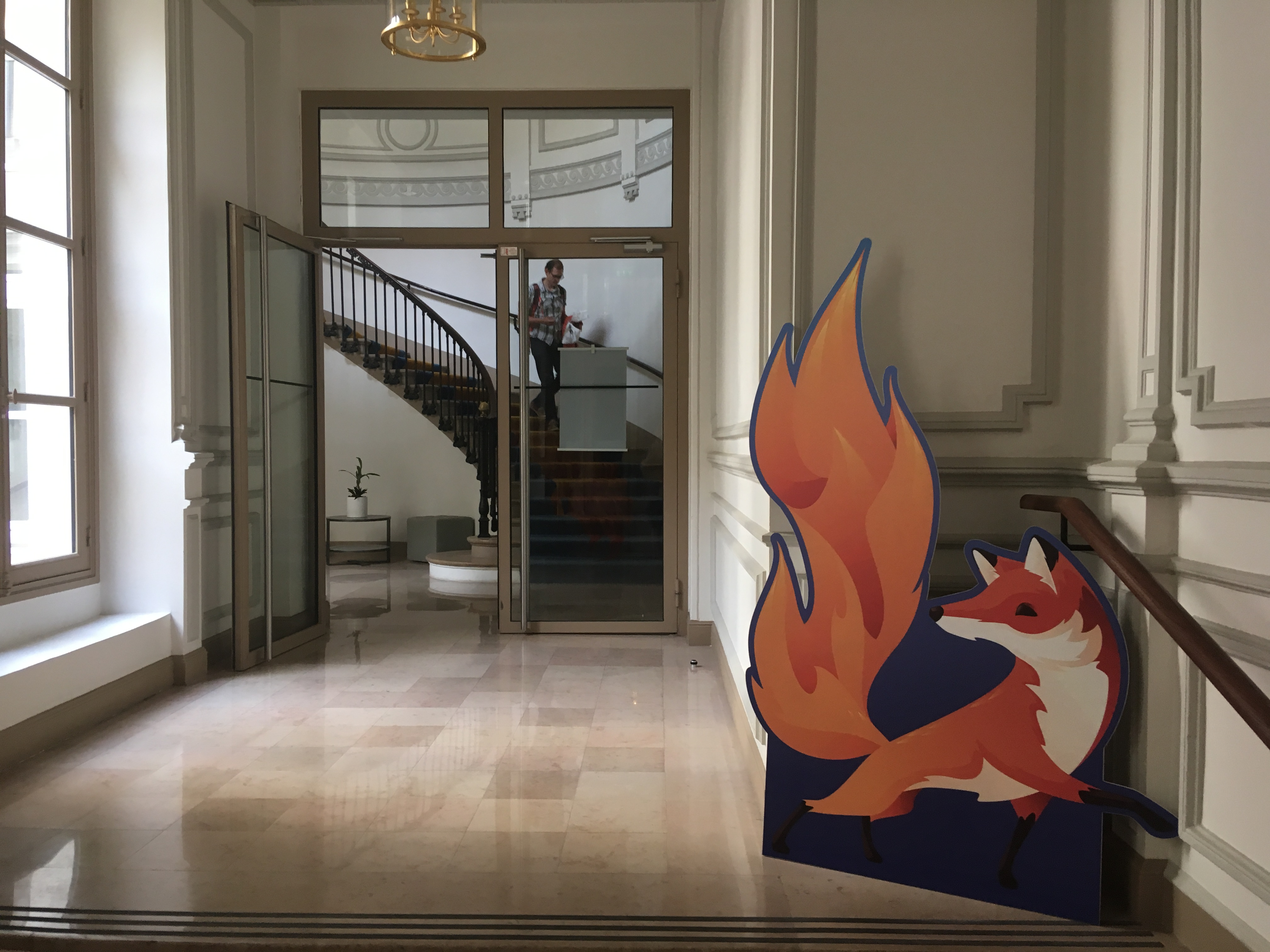 Mozilla Paris Office